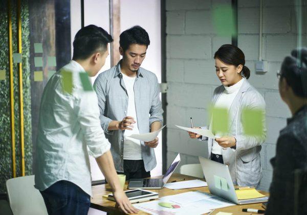 組織的な運営体制づくり